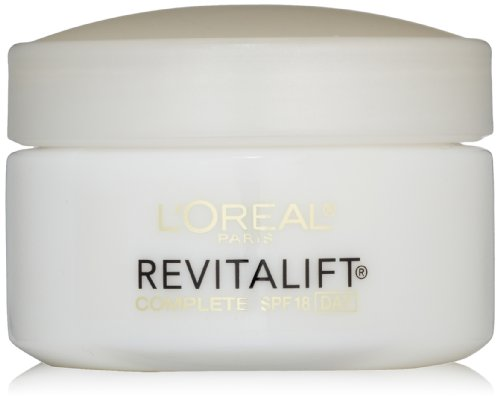 L'Oreal Paris RevitaLift AntiWrinkle   Firming Day Cream SPF 18 Picture