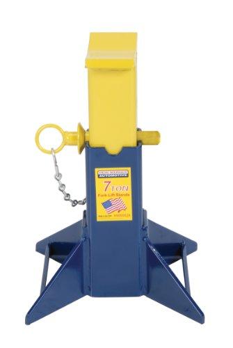Hein-Werner HW93524 7 Ton Fork Lift Jack Stands