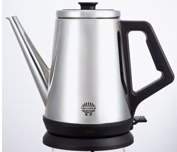 recolte Classic Kettle (クラシック ケトル) シルバー RCK-1 (S)