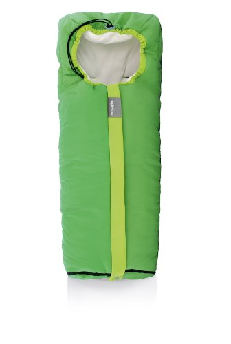 Inglesina Avio Wintermuff, Lime Green (Discontinued by Manufacturer)