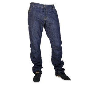 Overlap OVP-DAYTONA-RAW40 Jeans de Moto Daytona Raw, Bleu (Brut), 40