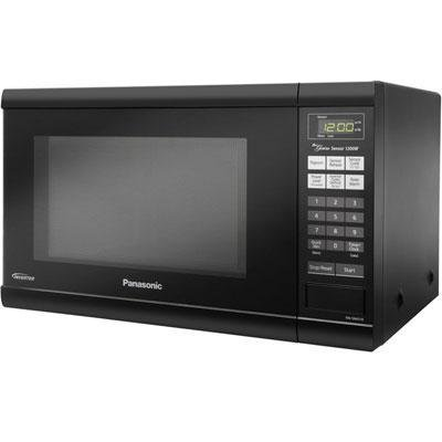 Panasonic Nn-Sn651B 1.2Cf Microwave Family - Black