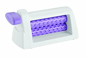 Wilton Diamonds Texture Press, Crimper - Purple