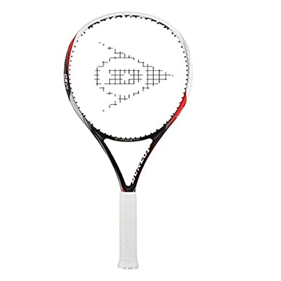 Dunlop M3.0- 2.6 Tennis Racquet, Junior 26-inch  (Red/Black)