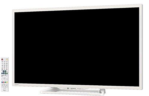 シャープ AQUOS 液晶テレビ 32型 ホワイト系 LC-32W25-W