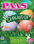 Paas Chalked Up Fun Expression Egg Decorationg Kit