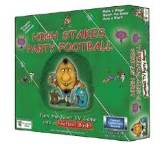 High Stakes Party Football Game