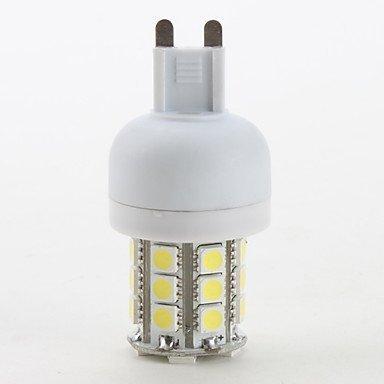 Mr Star G9 3.5W 27X5050 Smd 300Lm 5500-6500K Cool White Light Led Corn Bulb (230V)