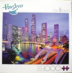 Cheap Hasbro Elgin Bridge Singapore Hasbro 1000 Piece Puzzles (B005PPX32C)