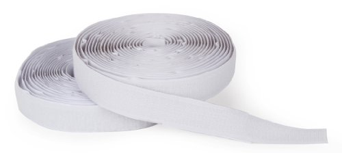 Darice Hook and Loop Strip, 15-Feet, White (Sewing Velcro compare prices)