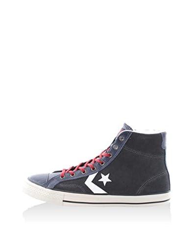 Converse Hightop Sneaker Star Player Hi blau