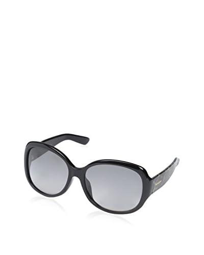 Saint Laurent Women's 6355 Sunglasses, Black As You See