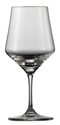 Schott Zwiesel Tritan Crystal Glass Aromes Stemware Wine Tasting Glass, 10-1/2-Ounce, Set of 6 (Titanium Crystal Wine Glasses compare prices)