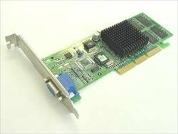 GATEWAY - Gateway Nvidia AGP GeForce2 MX200 AGP Video Card 6002262 8839
