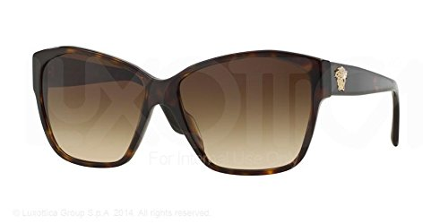 Versace Sunglasses VE4277 108/13 Havana Brown Gradient 60 15 140