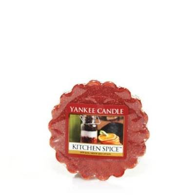 Yankee Candle Kitchen Spice Tart Wax Potpourri
