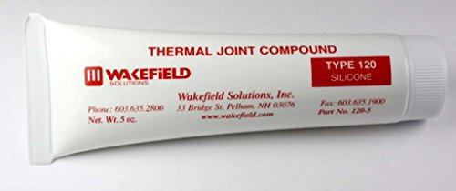 WAKEFIELD SOLUTIONS – 120-5 – THERMAL GREASE, TUBE 5OZ