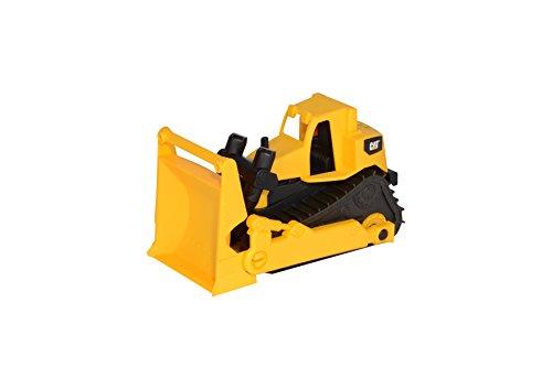 Caterpillar Bulldozer Construction Toys Mini Machine Push-powered 7