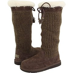 Ugg-« Suburb Crochet Tall Winter Boots Womens