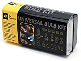 Approved AA Car Bulb Kit for SMART with 3 Different Halogen Bulbs and Many Others Our Best Seller
