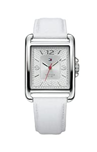 Tommy Hilfiger Watches Women's Quartz Watch 1781197 with Leather Strap