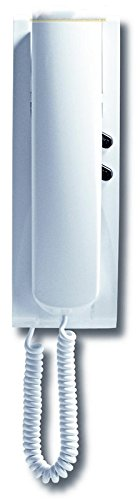 Handset White Buzzer 5 Wire-2Pack