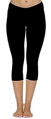iLoveSIA® Women's Tights Capri Yoga Running Workout Leggings Pants
