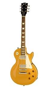 GIBSON LES PAUL STANDARD 2008 GOLDTOP Electric guitars Single cut
