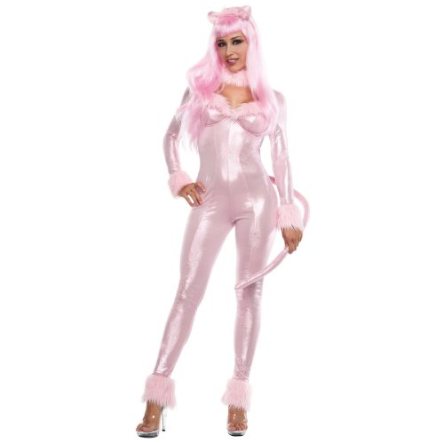 Starline Costumes Sweet Panther, Pink, Medium