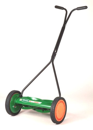 How to Use a Reel Lawn Mower | eHow.com