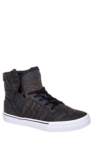 Men's Skytop Paisley High Top Sneaker