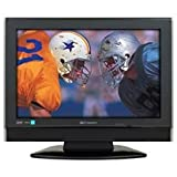 "Emerson 19"" Widescreen LCD HDTV with Built-in Digital Tuner, RLC195EM8"