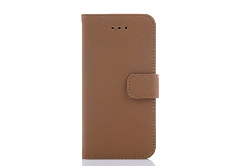 iPhone 6 case, Hapurs Folio Stand Cover Case PU Leather Protective Case with Credit Card Holder Socket, Leather Pattern Wallet Type Magnet Design Flip case cover for iPhone 6