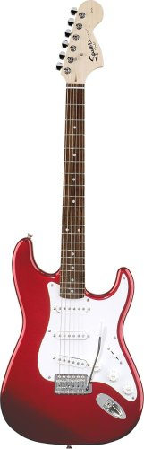 Squier Affinity Stratocaster Metallic Red