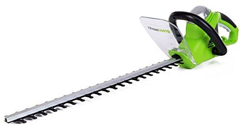 GreenWorks 2200102 4-Amp Corded Hedge Trimmer