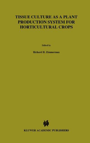 Tissue Culture as a Plant Production System for Horticultural Crops (Current Plant Science and Biotechnology in Agriculture)