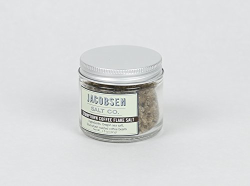 Jacobsen Salt - Stumptown Coffee Flake Salt -