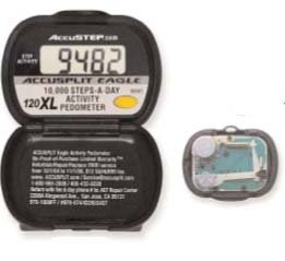 Cheap Accusplit AE100 Original Activity Pedometer Series for 10,000 Steps-A-Day AE120XL-XBX (AE120XL-XBX)
