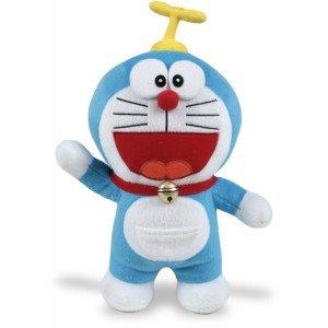 Doraemon. Peluche 25cm con Gorrocóptero: Amazon.es