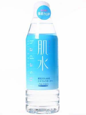 肌水 400ml ボトルタイプ