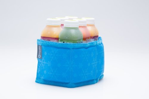 Icential Cool Wraps (Ice Blue) front-244355