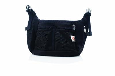 Ergo Baby Carrier, Performance Cargo Bag, black from ErgoBaby