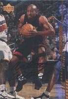 Anthony Carter Miami Heat 2000 Upper Deck Autographed Hand Signed Trading Card. by Hall+of+Fame+Memorabilia