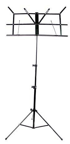 Hisonic Signature Series 7121 Two Section Folding Music Stand with Carrying Bag