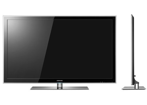 Samsung UE40B8000 40-inch Widescreen Ultra Slim Full HD 1080p LED TV with Freeview - Black