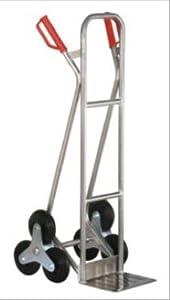Alu Industrie Treppenkarre 200 kg, mit Dreisternräder (Vollgummi), MADE IN GERMANY, Stapelkarre, Transportkarre  BaumarktKritiken und weitere Informationen
