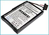 Navman S30, S50, S70, S80, S90, S90i, BP-LP850/11-A1 L 3.7V 1250mAh Battery
