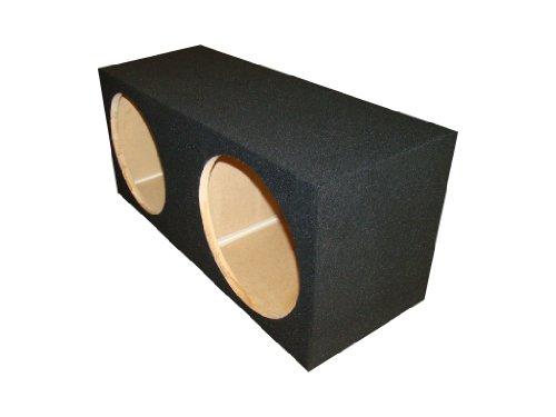 "Zenclosures 2-10"" Jl Audio 10Tw3-D4 / 10Tw3 Subwoofer Box"