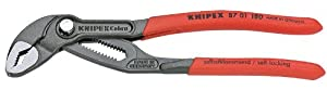 Knipex 8701-7 7-Inch -InchCobra-Inch Tongue and Groove Box Joint Plier