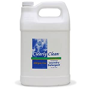envirorite clearly clean laundry detergent gallon health personal care. Black Bedroom Furniture Sets. Home Design Ideas
